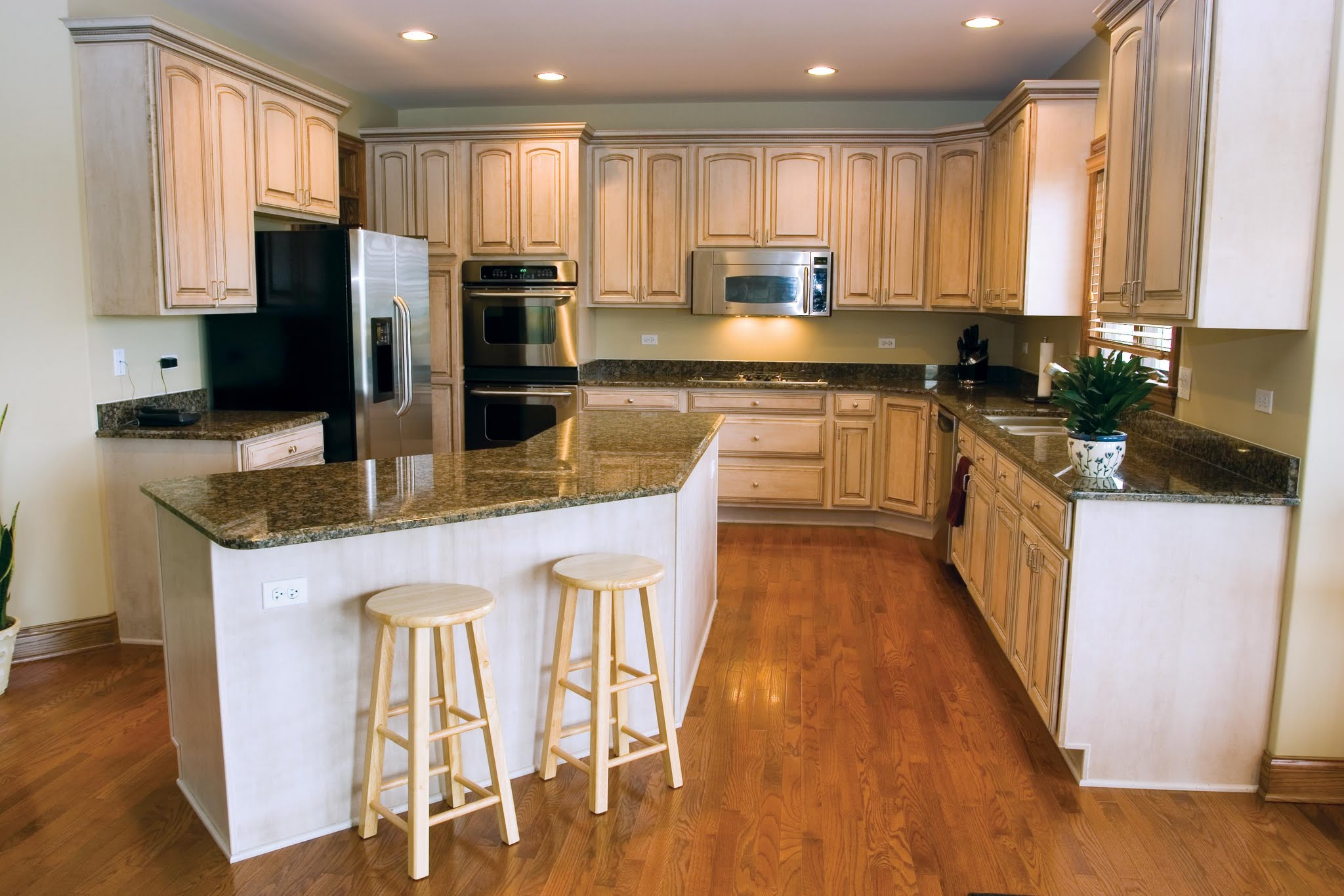 Attrayant Uncategorized Return On Kitchen Remodel Kitchen Remodel Company Contractor  Geneva Il A Remodeled Can Bring In